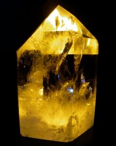 Solar Plexus Chakra crystal