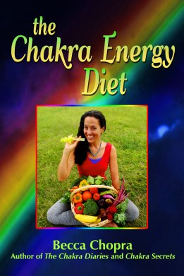 The Chakra Energy Diet cover